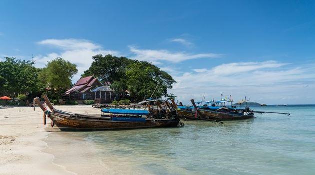 таиланд лодка