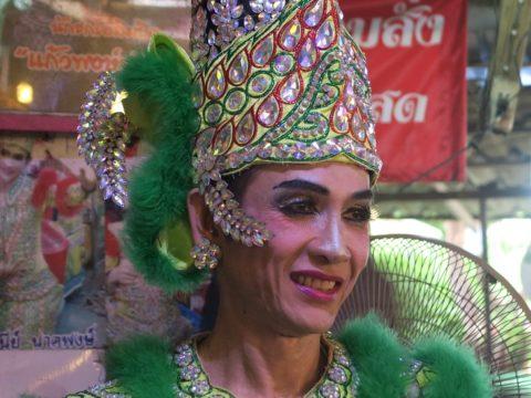 таиланд трансвестит