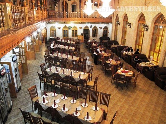 узбекистан ресторан