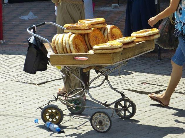 узбекистан рынок