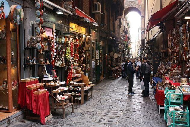 шопинг Италия
