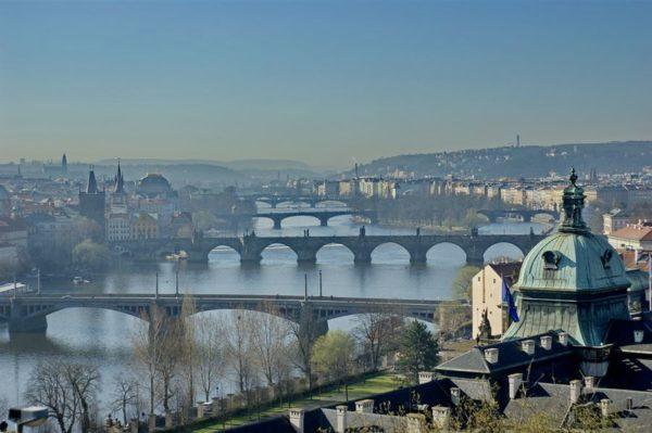23 главные достопримечательности Праги в одном маршруте от площади Республики до Марианской площади