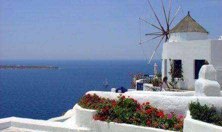 Самостоятельно в Грецию