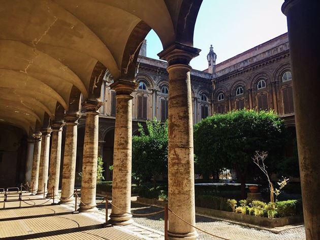 Вилла Боргезе, Рим, Италия