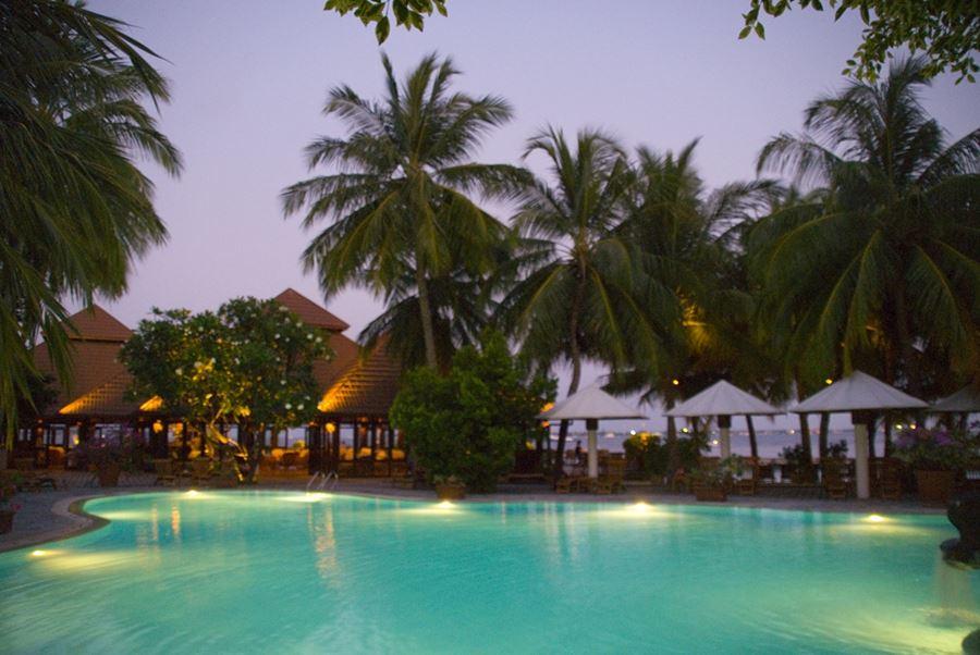Отель Курумба Мальдивы