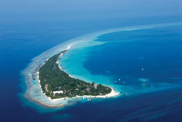 Расду атолл Мальдивы