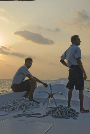 Рыбалка Мальдивы