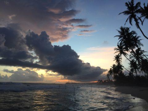 Унаватуна Шри-Ланка