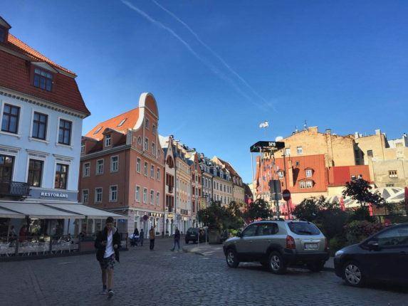 Архитектура Риги, Латвия