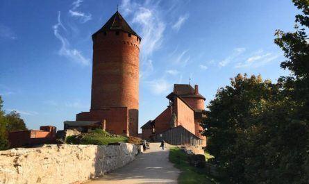 Турайдский замок и парк, Сигулда, Латвия