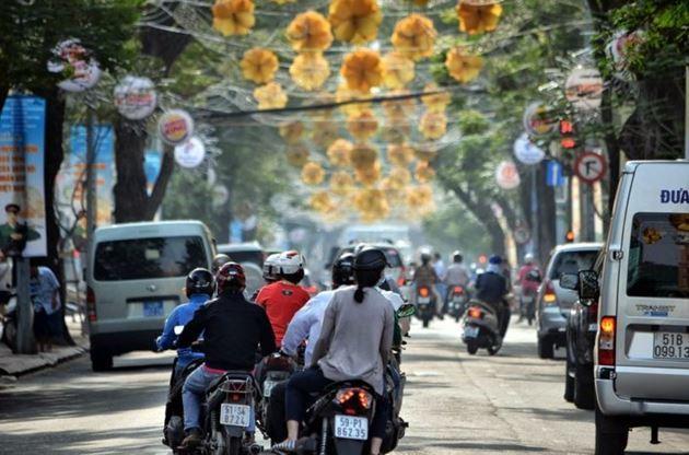 улица Сайгона