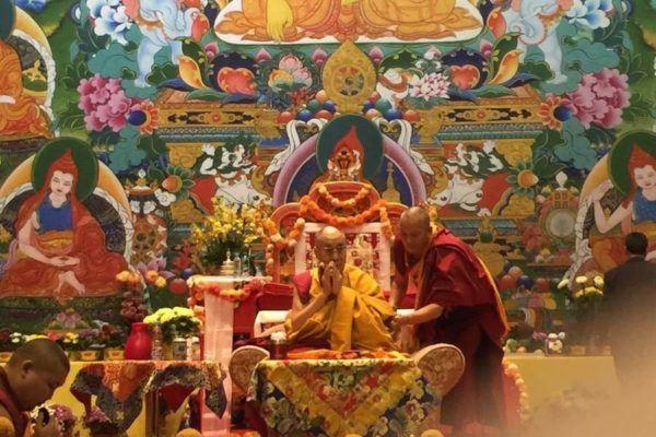 О чем говорил Его Святейшество Далай-лама на учениях в Риге, сентябрь 2017