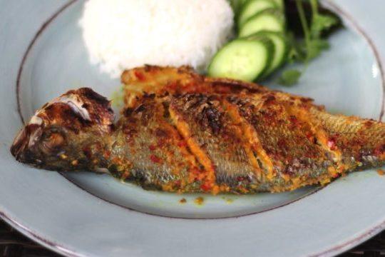 Запеченная рыба — рецепт вьетнамской кухни