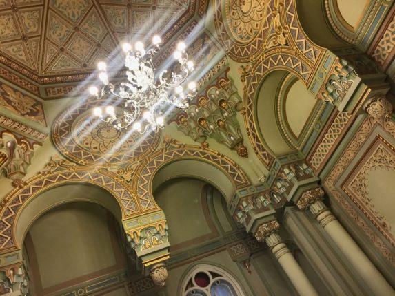 Венчальный зал, Большая хоральная синагога Петербург