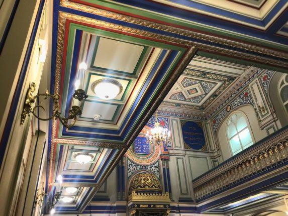 Малая хоральная синагога Петербург