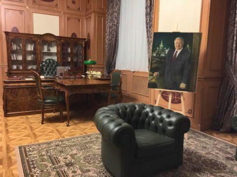 Музей Черномырдина Черный Отрог, Оренбург