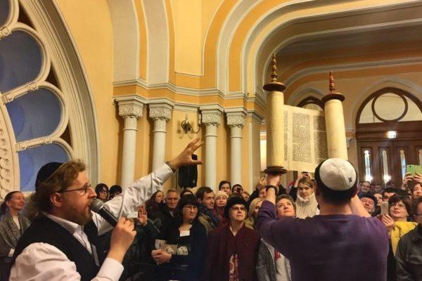 Большая Хоральная синагога в Санкт-Петербурге: куда пойти в Петербурге