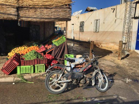 Дороги Туниса