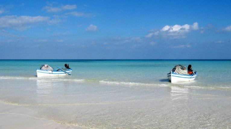 Лодки, Тунис