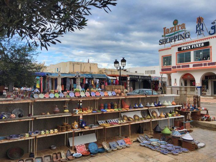 Медина, Джерба, Тунис