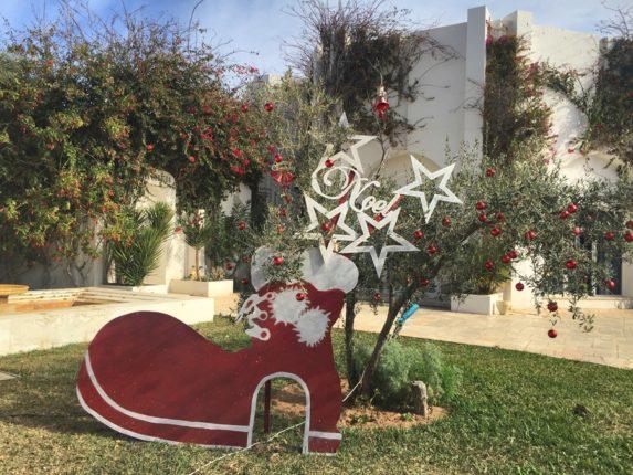 Новый год, Тунис