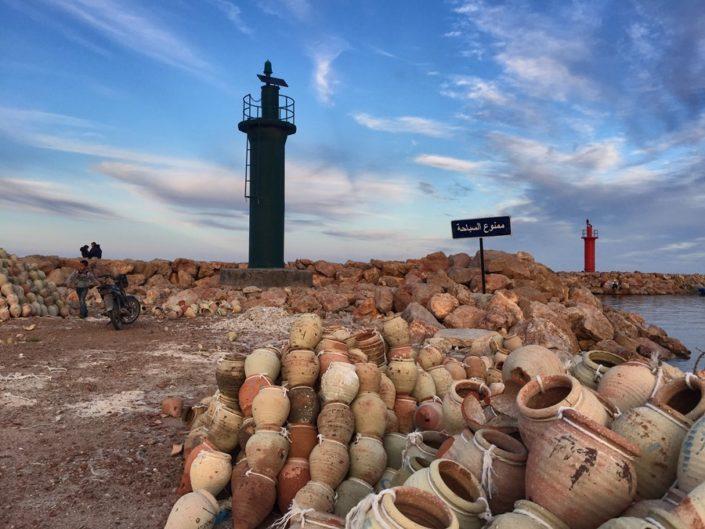 Порт, Медина, Джерба, Тунис