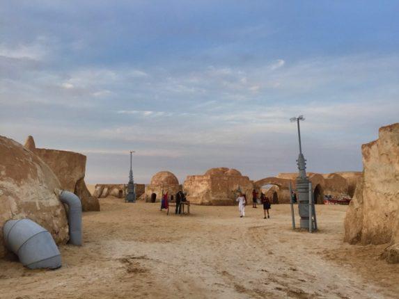 Сахара, Звездные войны, Тунис