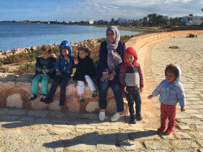 Семья, Тунис