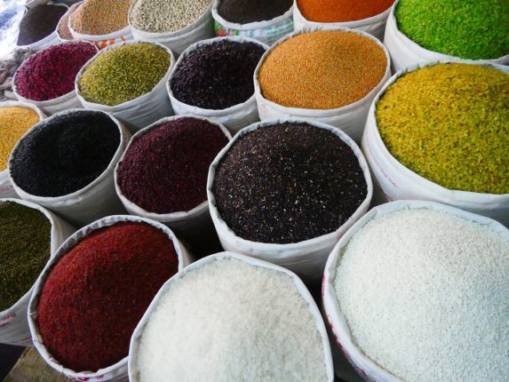 Специи рынок, Тунис