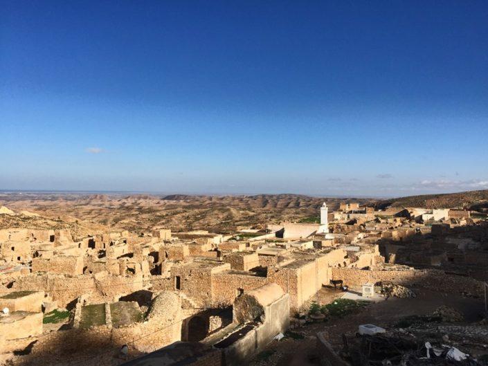 Татуин, Тунис