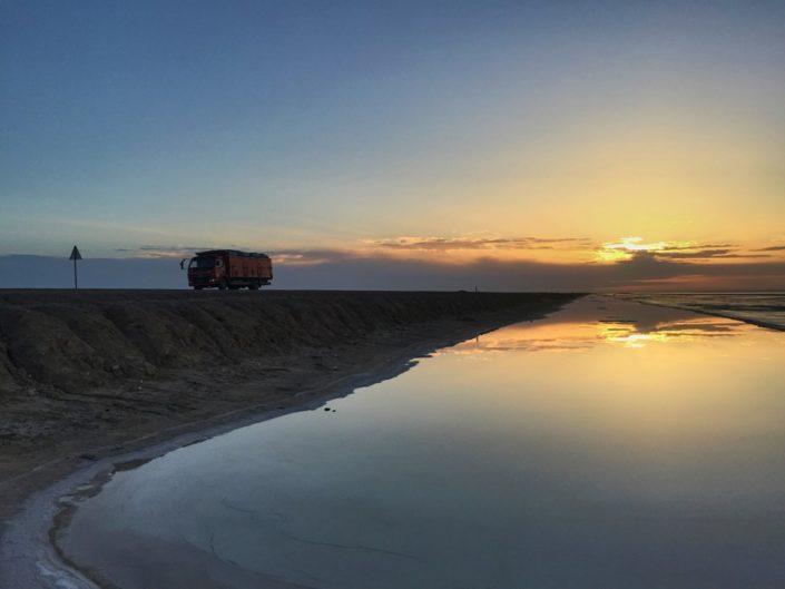 Шот-эль-Джерит, Тунис
