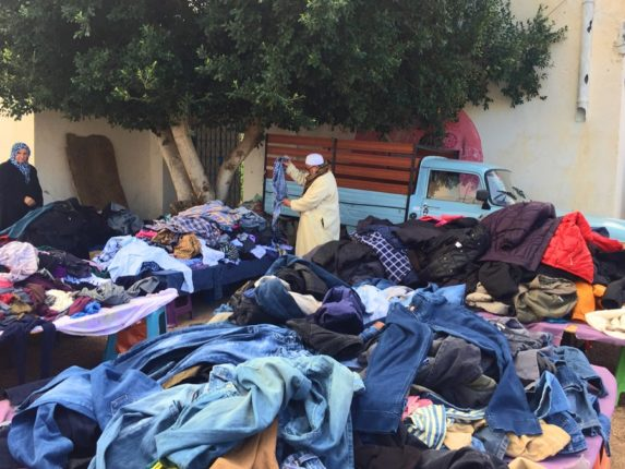Эр-Рияд, рынок, Тунис
