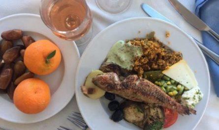 Кускус тунисская кухня