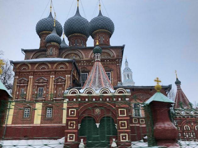 Кострома, Знаменский монастырь