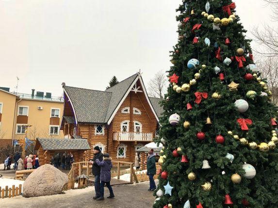 Кострома, Терем Снегурочки