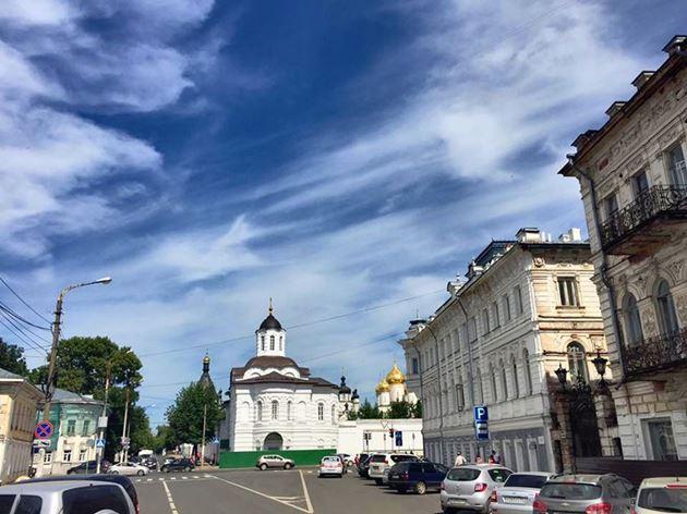Кострома, ярмарка