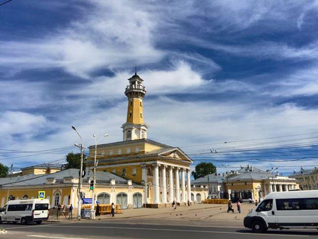 Кострома, каланча