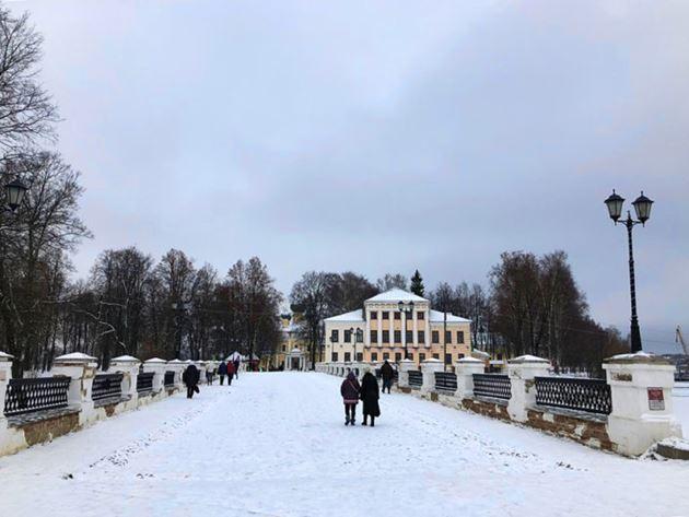 Кремль Углича