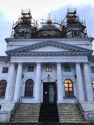 Ярославль, Казанский женский монастырь