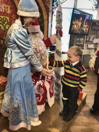 Ярославль, мастерская Деда Мороза