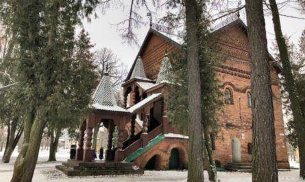 Углич, Палата дворца удельных князей