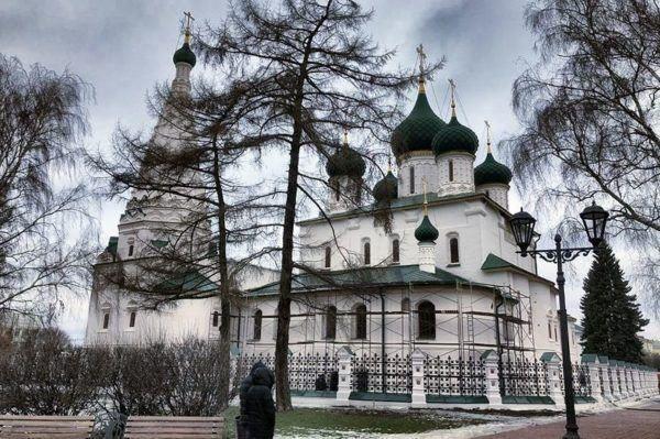 Впечатления о Ярославле и фото достопримечательностей Золотое кольцо России