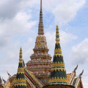 Королевский дворец, Бангкок, Таиланд