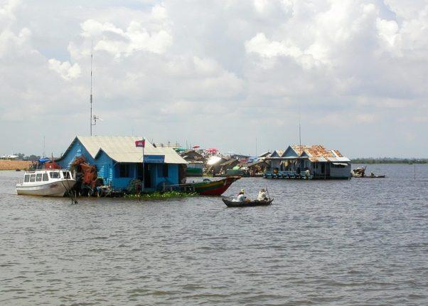 Камбоджа Пномпень, Сиемриап