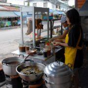 Таиланд уличная еда
