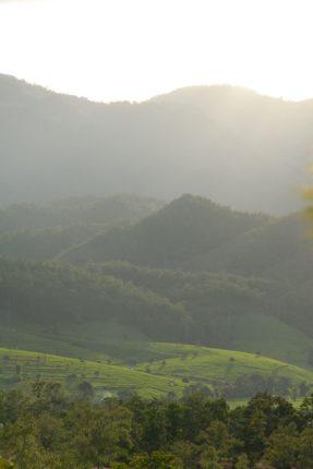 Таиланд Пай Красный каньон и горячие источники
