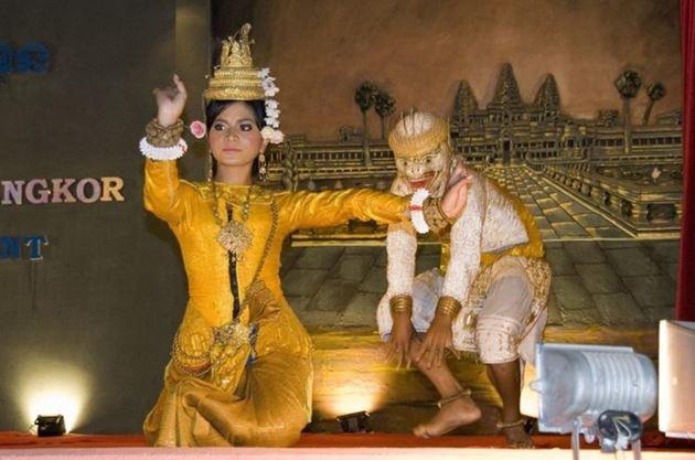 Фото Камбоджа: Пномпень, Сиемриап, Ангкор Ват