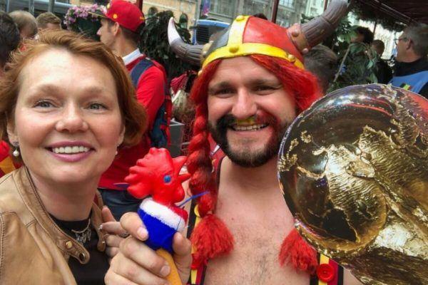 Чемпионат Мира по футболу 2018 в Санкт-Петербурге
