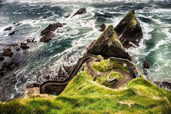 Маленький ирландский домик