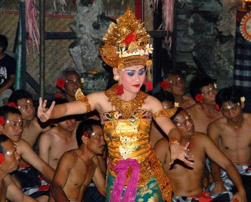 Индонезия, Бали, Убуд